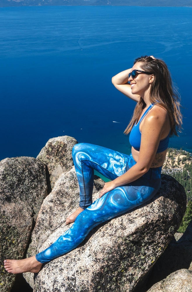 Jupiter Rising High-Waisted Leggings
