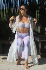 Pink Cloud High-Waisted Leggings
