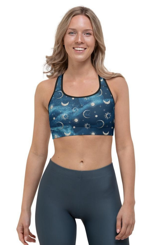 Silver Moons Sports bra