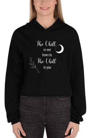The Chill Crop Hoodie