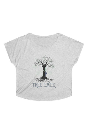 Tree Lover Slouchy Soft Shirt