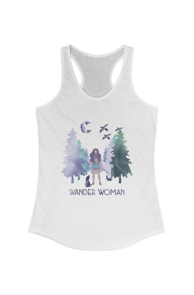 Load image into Gallery viewer, Wander Woman Racerback Tank