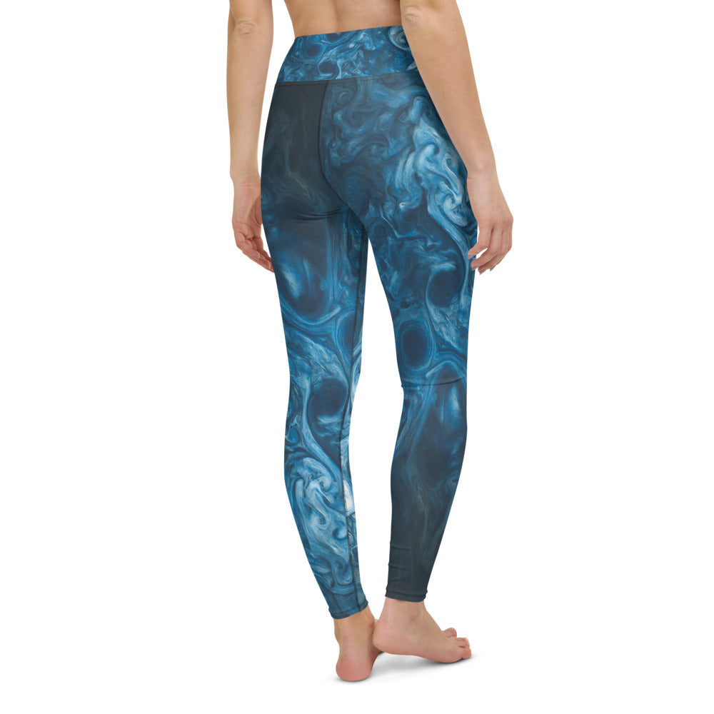 Load image into Gallery viewer, Jupiter Rising High-Waisted Leggings