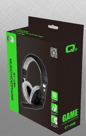 Headphone Merek stereo headphone T226 headphone earmuffs - OCISTOK.COM