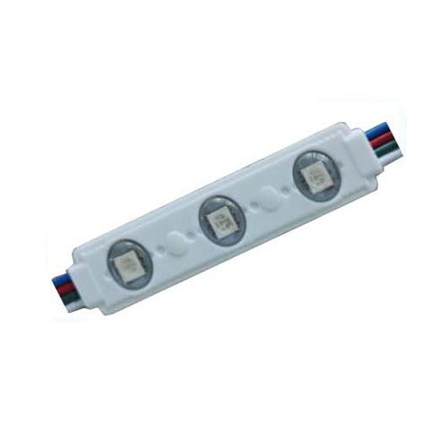 Lampu led 5730 three-lampu tahan air injection module LED super terang tahan air modul 5730 lensa tahan air modul