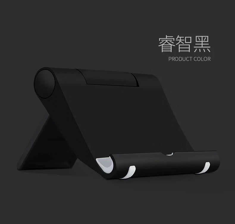Holder HP Desktop multi-fungsi rotating stand universal tablet stand folding kursi malas telepon berdiri