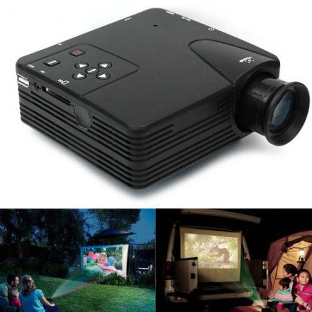 Proyektor 1080P portable mini projector
