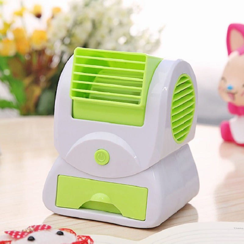 Kipas Portable beraroma turbo fan desktop rumah kipas angin mini USB mikro - OCISTOK.COM