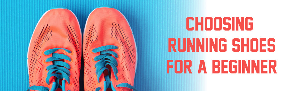 Choosing The Right Running Shoes For a Beginner