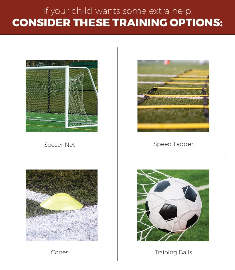 Outdoor Soccer Training Options