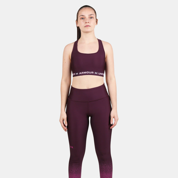 Womens Crossback Mid 3 Bra