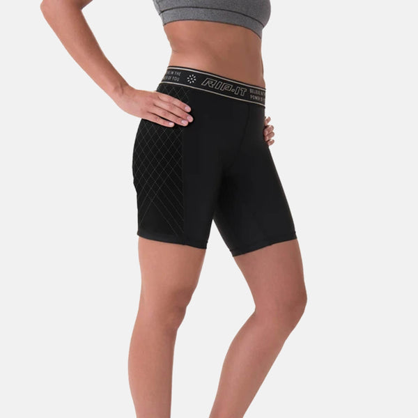 Women's Period-Protection Softball Sliding Shorts Pro