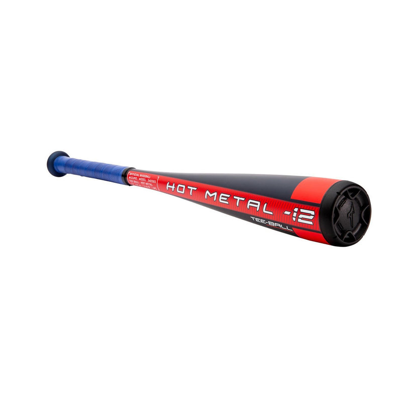 Hot Metal Big Barrel Tee Ball USA Baseball Bat 2 5/8` (-12)