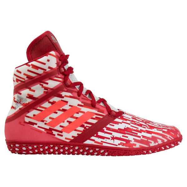 Impact Red Diggital Wrestling Shoes