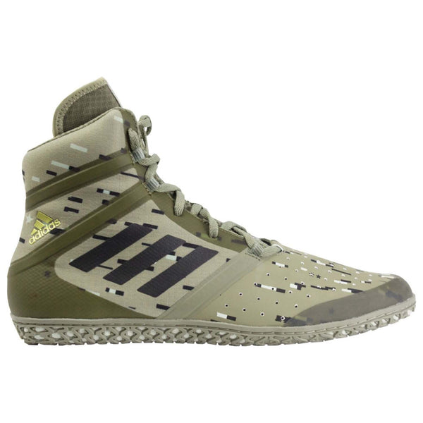 Impact Olive Digital Wrestling Shoes