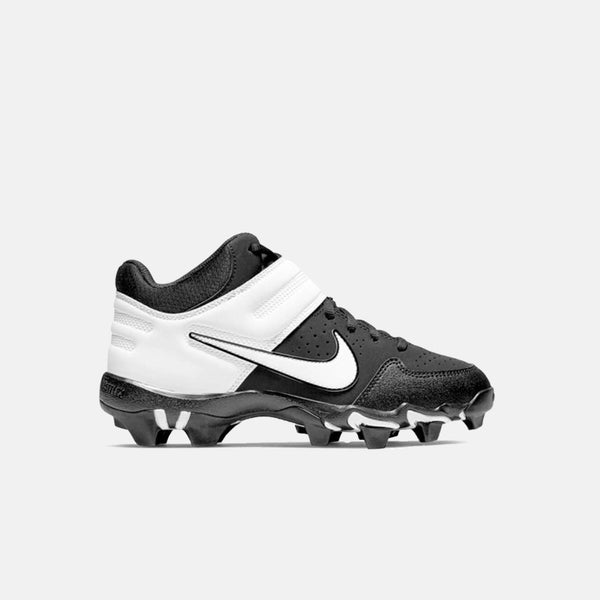 Alpha Huarache Varsity Keystone Mid Jr Baseball Shoes