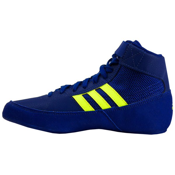 Hvc 2 Royal Solar Yellow Wrestling Shoes