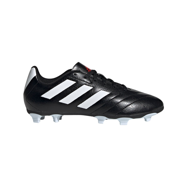 Goletto Vii FG J Black/White/Red Soccer Shoes