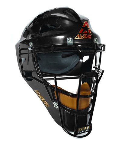 Youth Catcher`S Helmet With Mask