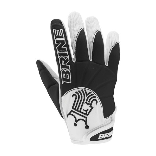 Womens Silhouette Lax Gloves