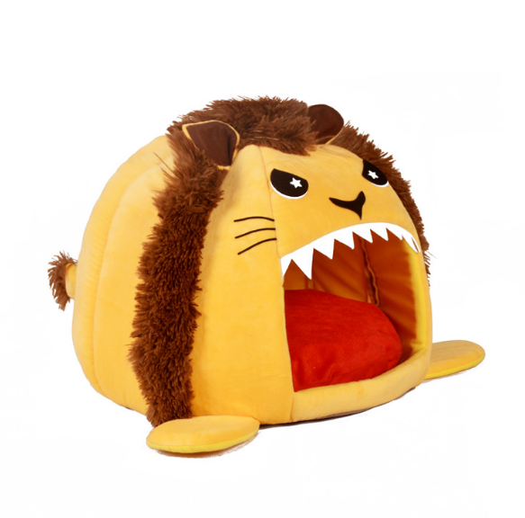 Small Dog Bed & Big Cat Bed, Round Pet Beds【🔥Free Shipping🔥】