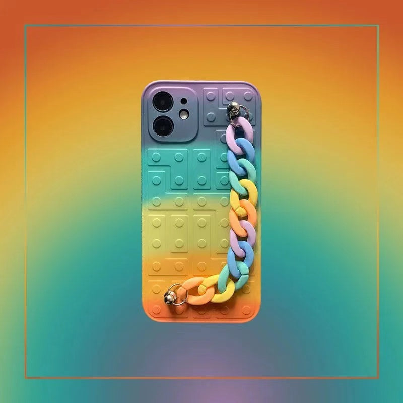 Rainbow Phone Case【🔥code:2GET1🔥】