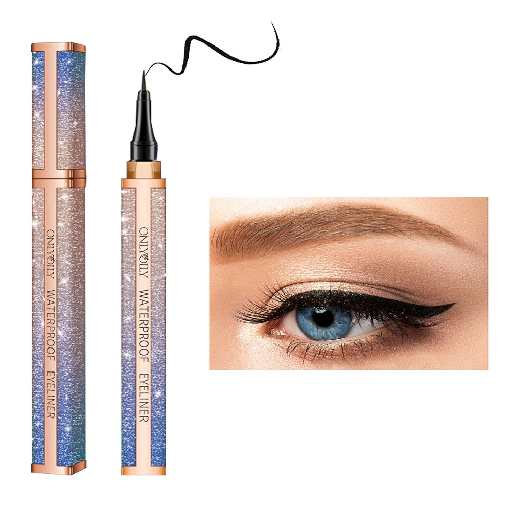 ONLYOILY-Waterproof Starry Sky Liquid Eyeliner