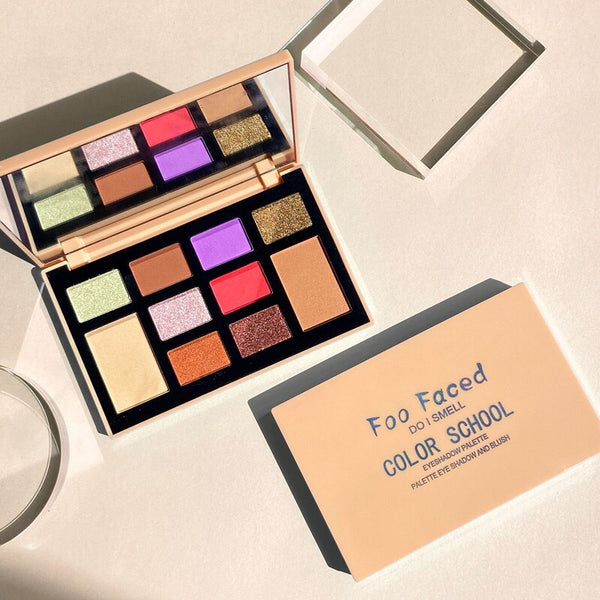 Onlyoily-10 Colors Eyeshadow Palette