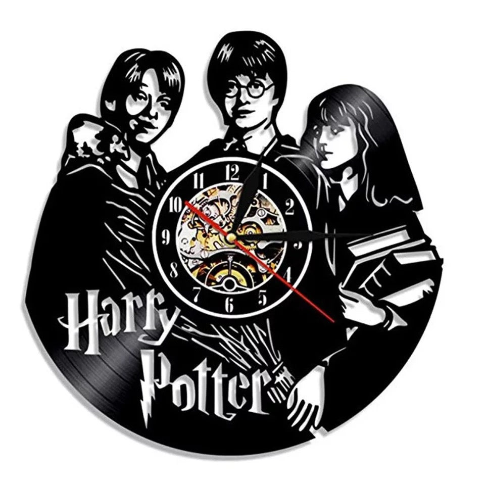 HARRY POTTER WALL CLOCK 【🔥Buy 3 Get 1 FREE🔥】