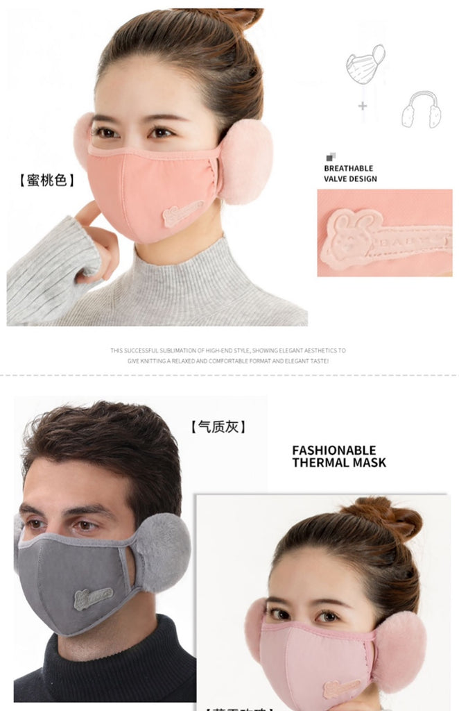 Cold Protection And Ear Protection Fro Women And Men 【🔥Free Shipping🔥】