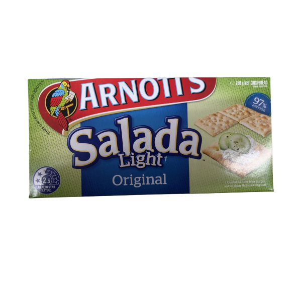 Arnotts Salada - Light 250g