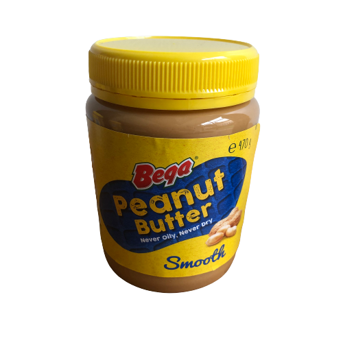 Bega Smooth Peanut Butter 470g