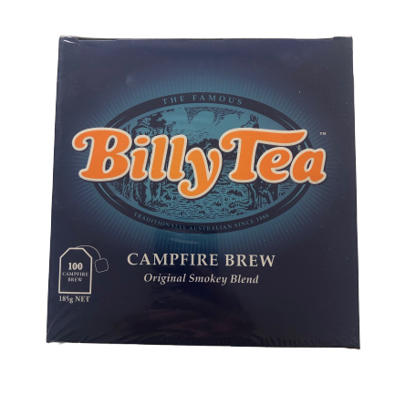 Billy Tea - Campfire Brew - 100 bags