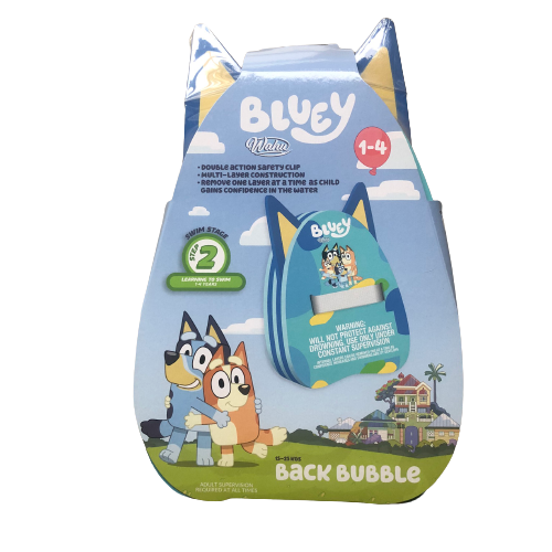 Bluey - Back Bubble
