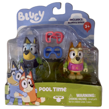 Bluey - Pool Time