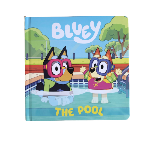 Bluey The Pool Book