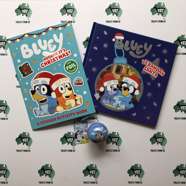 Bluey Christmas Bundle