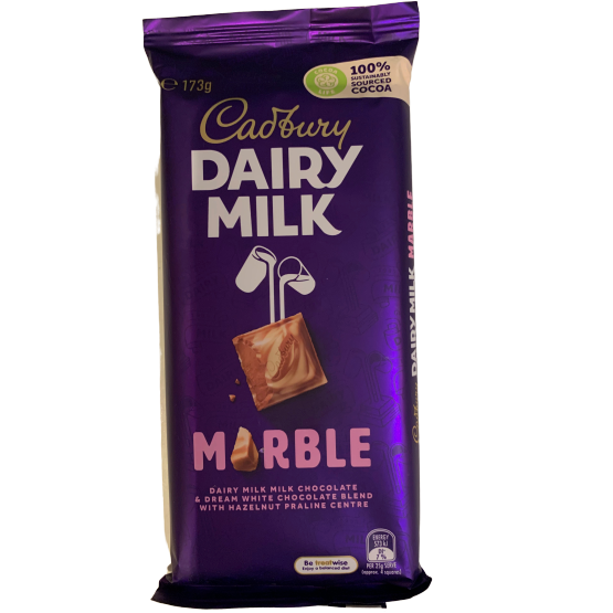 Cadbury Dairy Milk Marble Chocolate 173g