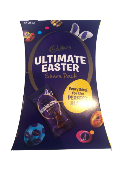 Cadbury Ultimate Easter Share Pack 258g