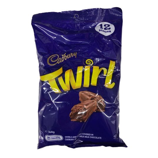 Cadbury Twirl Sharepack 12pcs