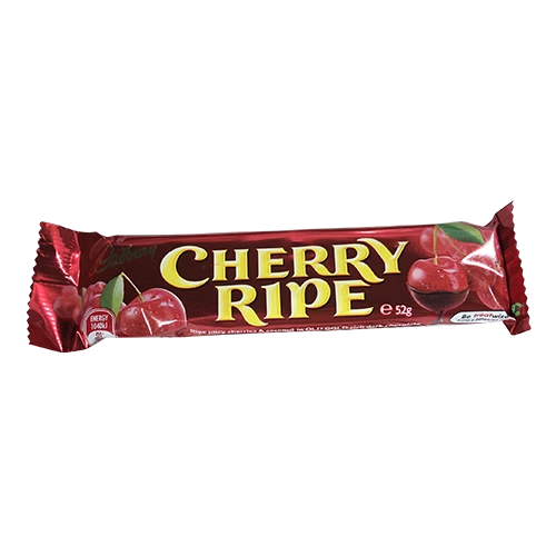 Cherry Ripe 52g bar