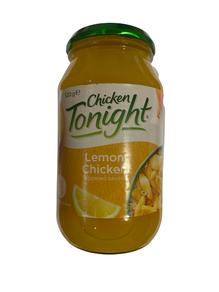 Chicken Tonight Lemon Chicken Cooking Sauce 500g