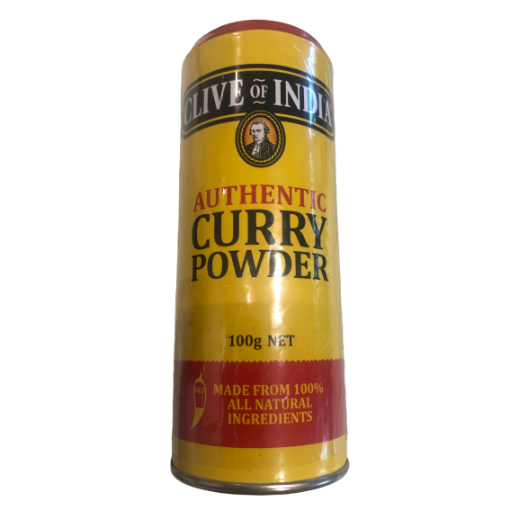 Clive of India Authentic Curry Powder 100g