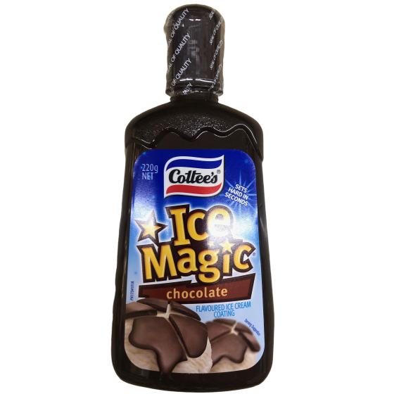 Cottees Ice Magic - Chocolate 220g