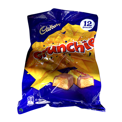 Cadbury Crunchie 180g (12 pieces)