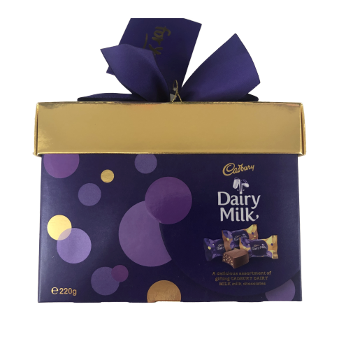 Dairy Milk Gift Box 220g