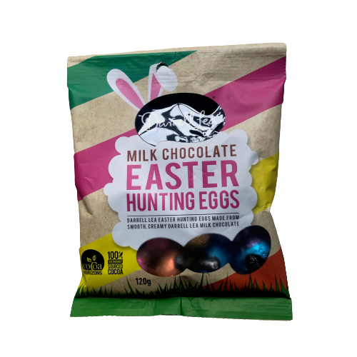 Darrell Lea Easter Hunting Eggs 120g