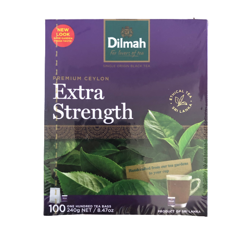 Dilmah Extra Strength 100 teabags