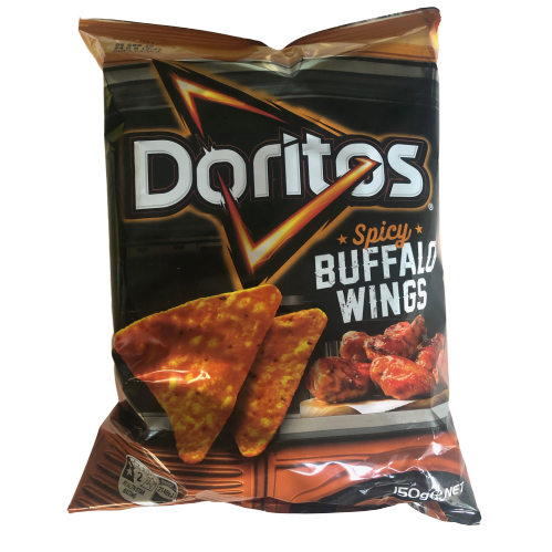 Doritos Spicy Buffalo Wing 150g