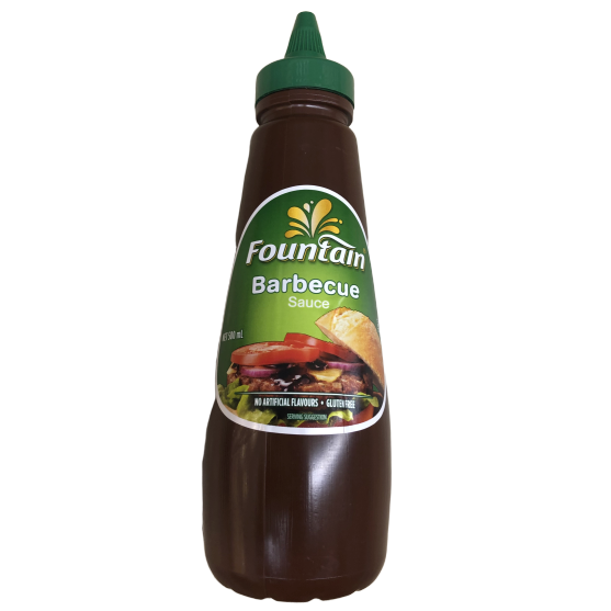 Fountain Barbecue Sauce 500ml